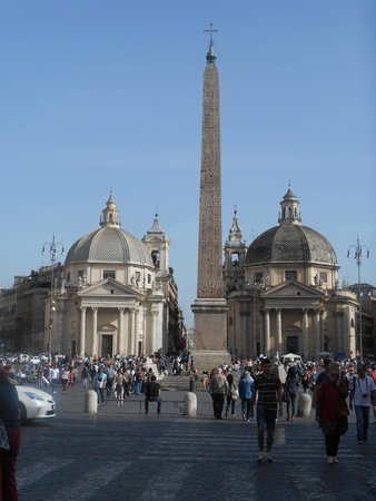 Italy Hotline Custom and Gourmet Tours: Piazza del Popolo