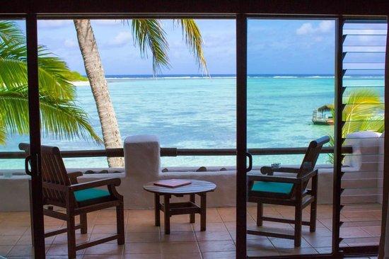 Pacific Resort Rarotonga: Premium Beachfront Suite