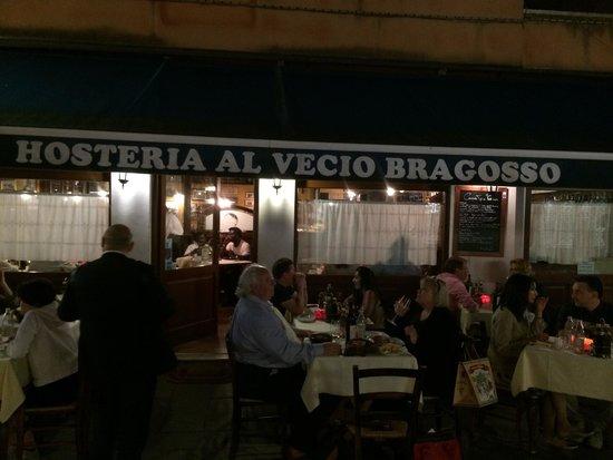 Hosteria Al Vecio Bragosso: Great time!