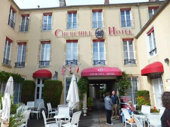 Hotel Churchill: Churchill Hotel