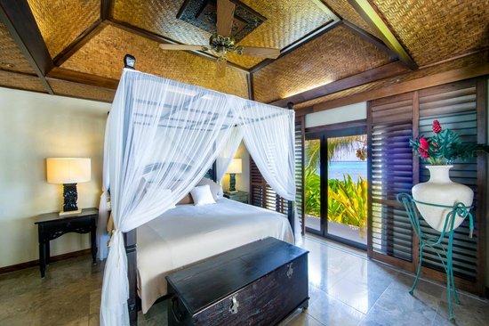 Te Manava Luxury Villas & Spa: Ultimate Beachfront Villa 2 Bedroom