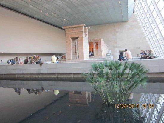The Metropolitan Museum of Art: Parte interna do Museu