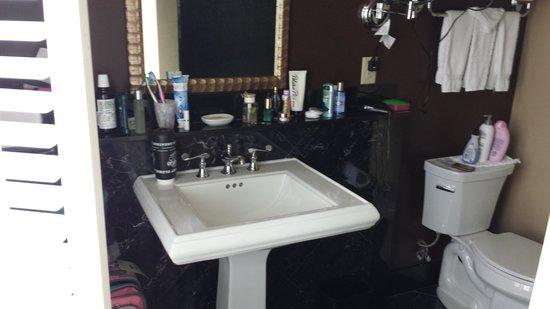 Hotel Mazarin : bathroom