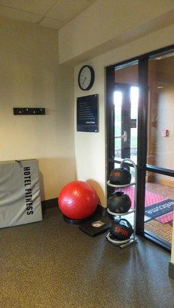Hampton Inn Saint Robert/Fort Leonard Wood: Fitness 1