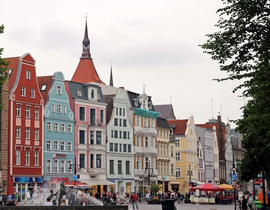 Friends of Dave Tours: Rostock