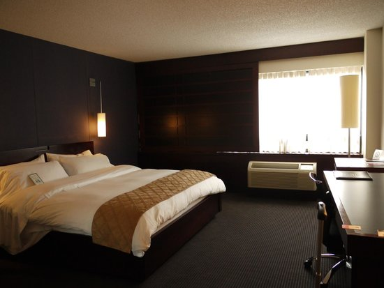 Hotel Ruby Foo's : Chambre