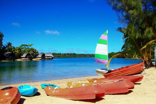 Holiday Inn Resort Vanuatu : Water Activities Galore