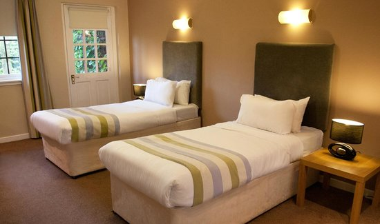 Castlecary House Hotel: Classic Twin
