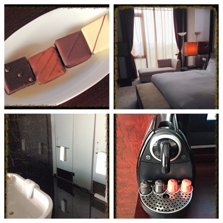 Hilton Beijing Capital Airport: Room 5013 Collage