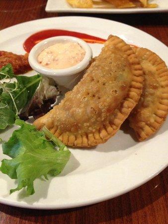 Mojito's Tapas Restaurant: Beef Empanadas