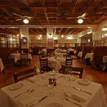 The Palm Miami main dining room