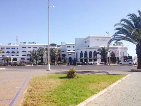 Argana Hotel: June 2014