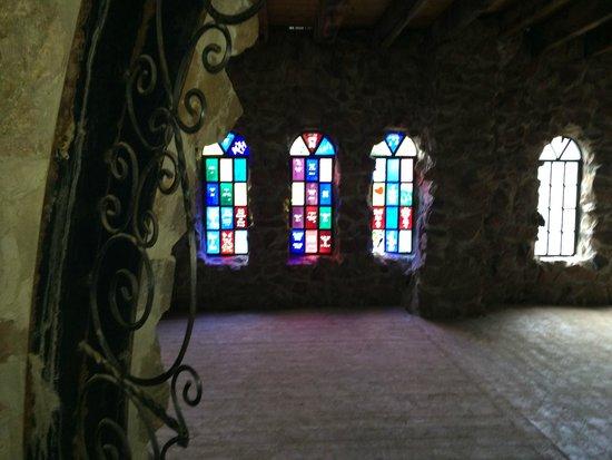 Bishop Castle: Downstairs