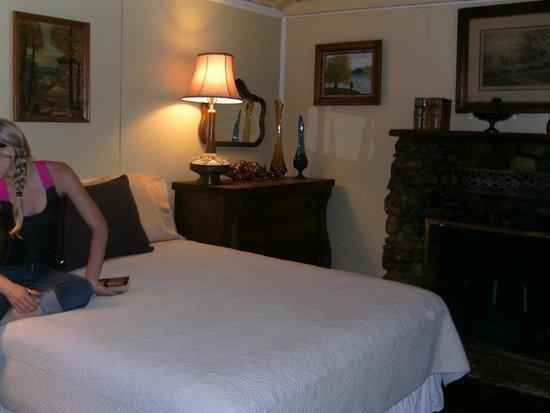 Motel Del Rogue: bedroom