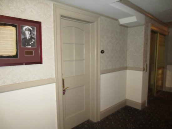Stanley Hotel: The haunted room on the 4th floor