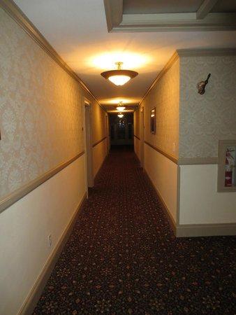 Stanley Hotel: Creepy hallway