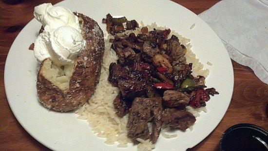 Cross Creek Barbeque & Steakhouse