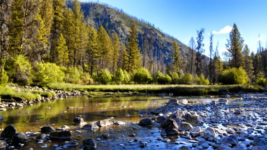 Idaho River Journeys: Hot springs on the trip