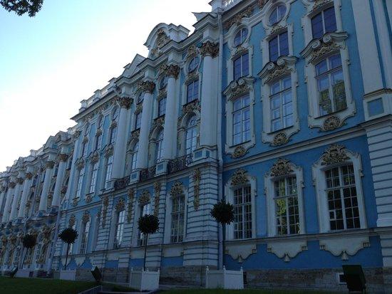 Catherine Palace and Park: Catherine's Palace - Outside