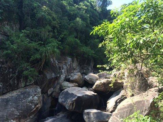 Ba Ho Waterfall: great scenery