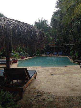 Hotel Pasatiempo: Pool/deck