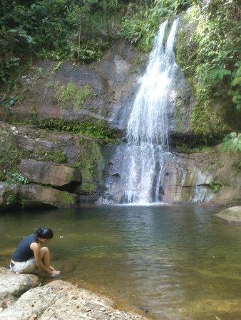 Saloma's Villagestay: waterfalla