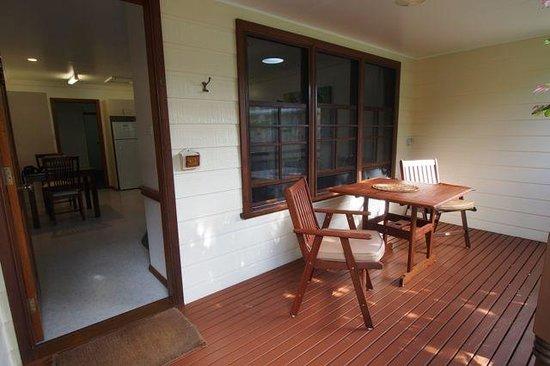 Lorhiti Apartments: Apartment entry