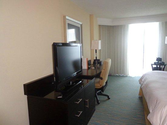 Miami Marriott Biscayne Bay: Quarto