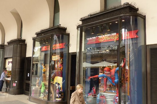 Disney Store at Covent Garden (2)