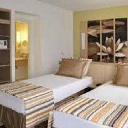 Hotel Mercure Manaus: quartos