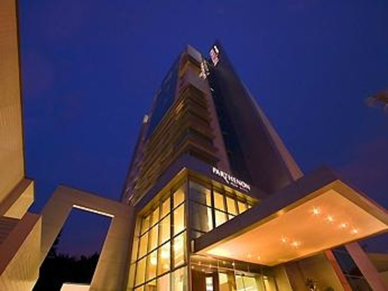 Hotel Mercure Manaus: Fachada
