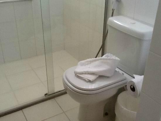 Hotel Mercure Manaus: Banheiro