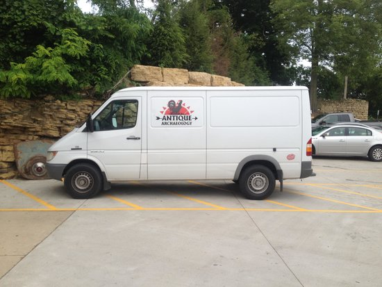 Antique Archeology: The original Van