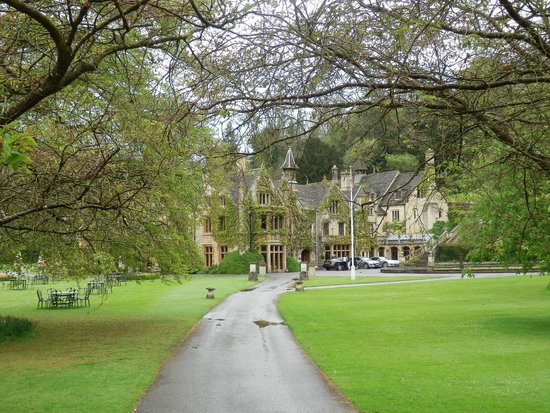 The Manor House Hotel and Golf Club: The Manor House Hotel