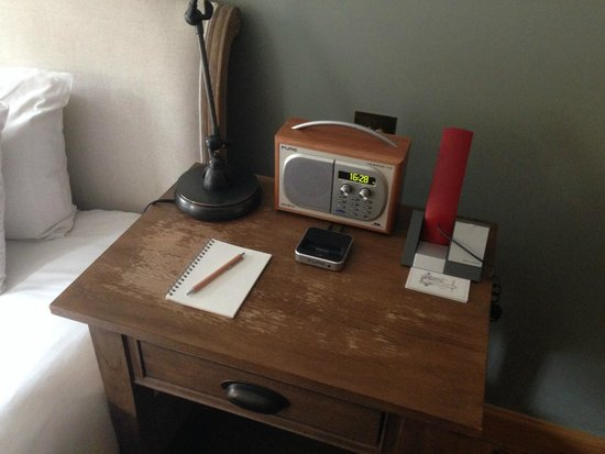 The Grazing Goat: Bedside Table