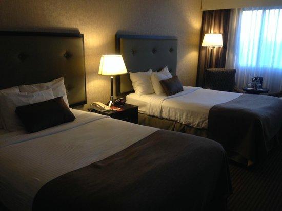 Atlantica Hotel Halifax: 部屋