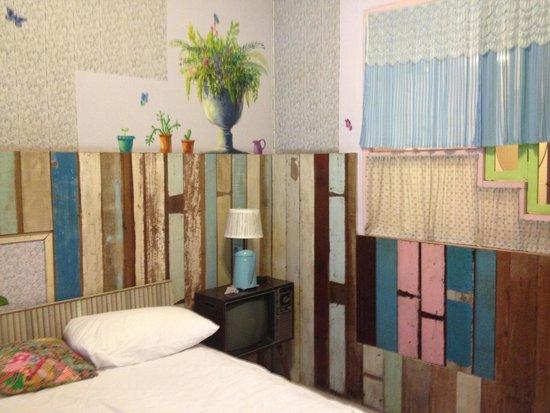 Phranakorn-Nornlen Hotel : hallway