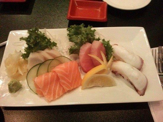 Jia Asian Fusion & Sushi Bar: Lunch