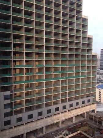 Radisson Blu Plaza Bangkok: view from room