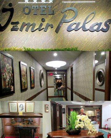 Hotel Izmir Palas