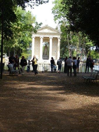 Galleria Borghese: Borghese Gardens