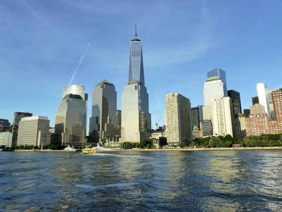 Circle Line Cruises: Great View Of Freedom Tower