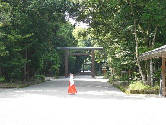 Miyazaki Shinto Shrine : miyazaki-jinnguu