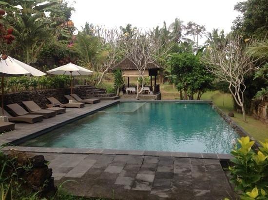 Puri Taman Sari: piscine de l'hotel