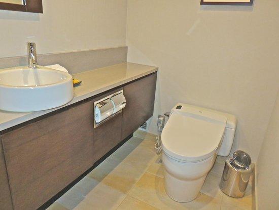 Hyatt Regency Hakone Resort and Spa: Bathroom