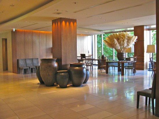 Hyatt Regency Hakone Resort and Spa: Main lobby