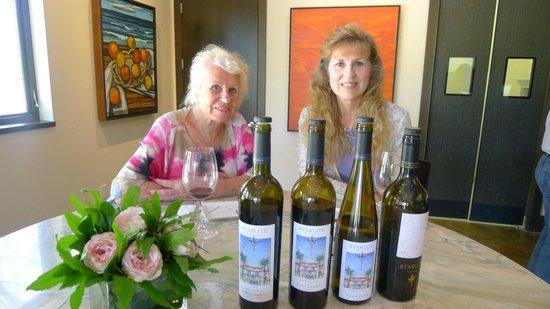 Healdsburg Wine Tours: wines we liked at Starlight