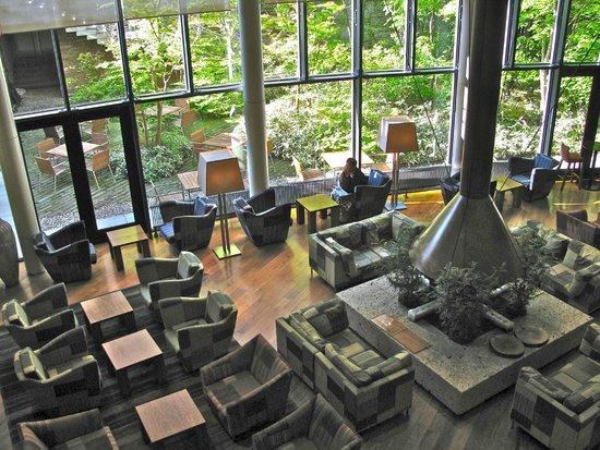 Hyatt Regency Hakone Resort and Spa: Lounge