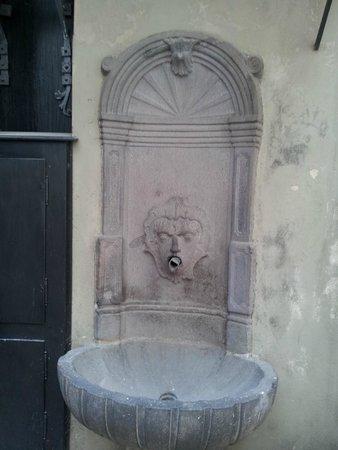 Capital of Goethe house