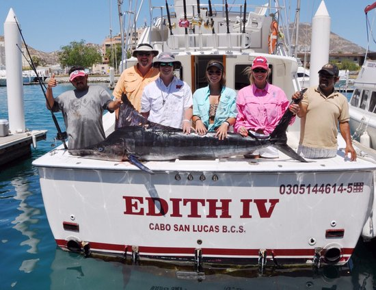 Fishing Charters Cabo: Way to go Nick! 